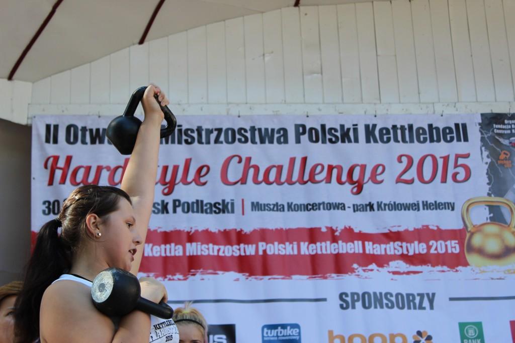 Kettlebell HardStyle Challenge 2015 3