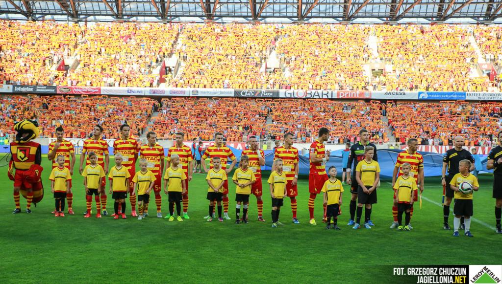 Jagiellonia Legia 4