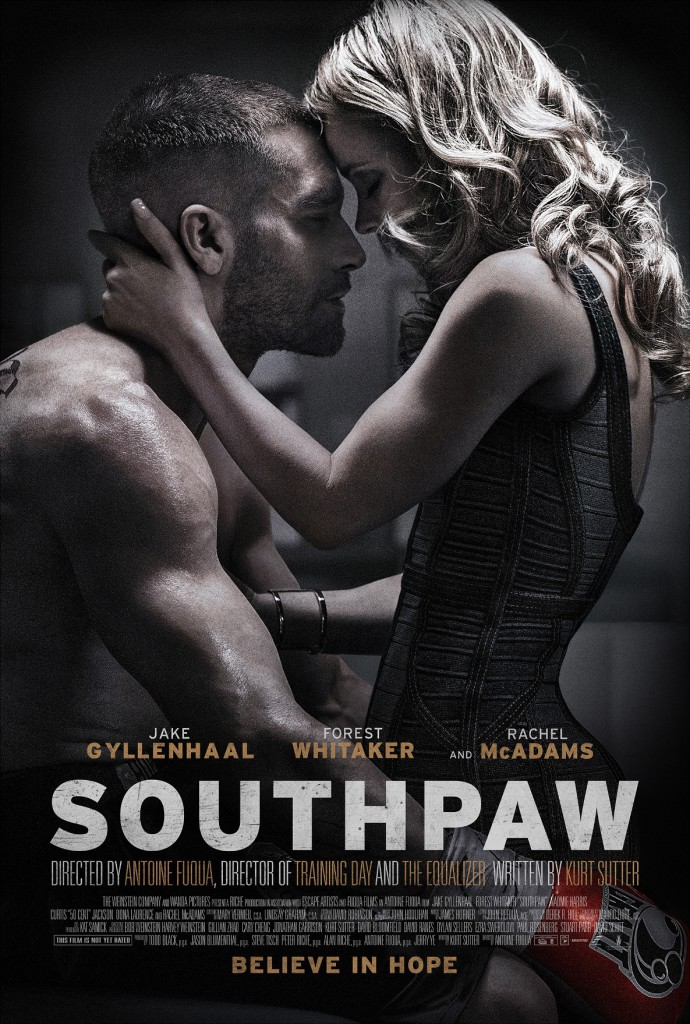 Southpaw plakat