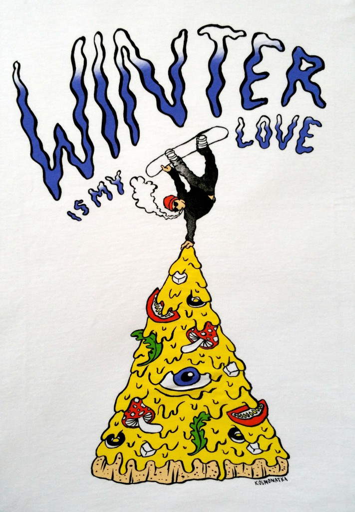 Winter Is My Love 2015 1