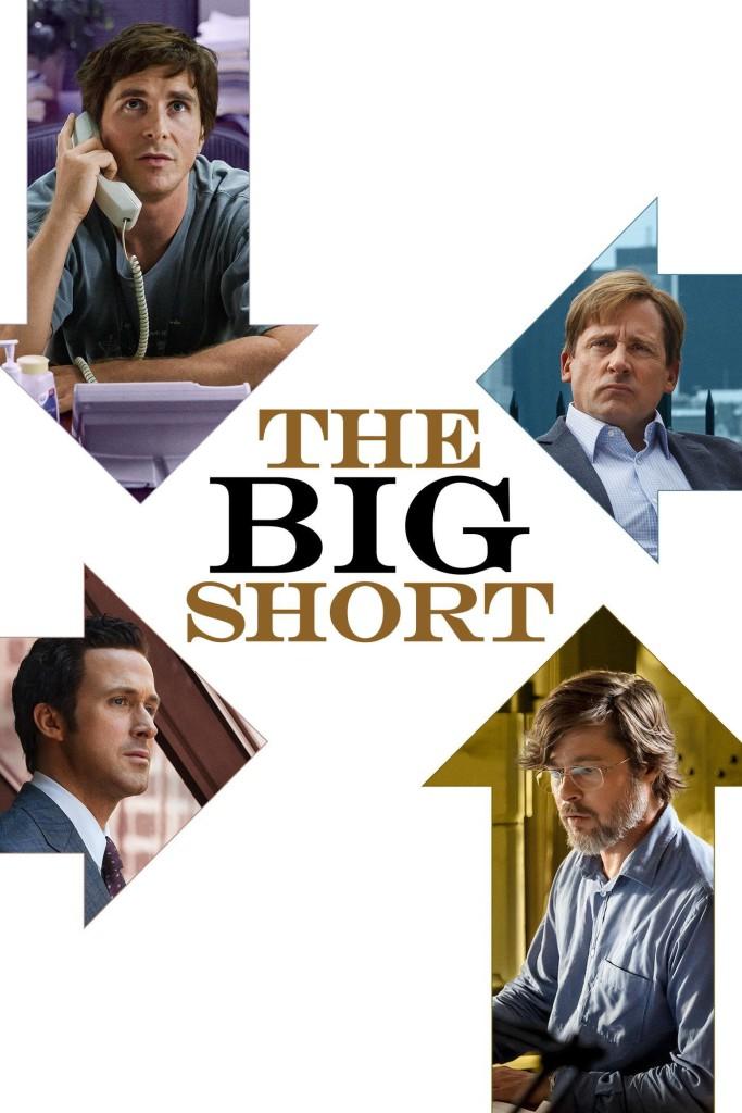 Big Short plakat