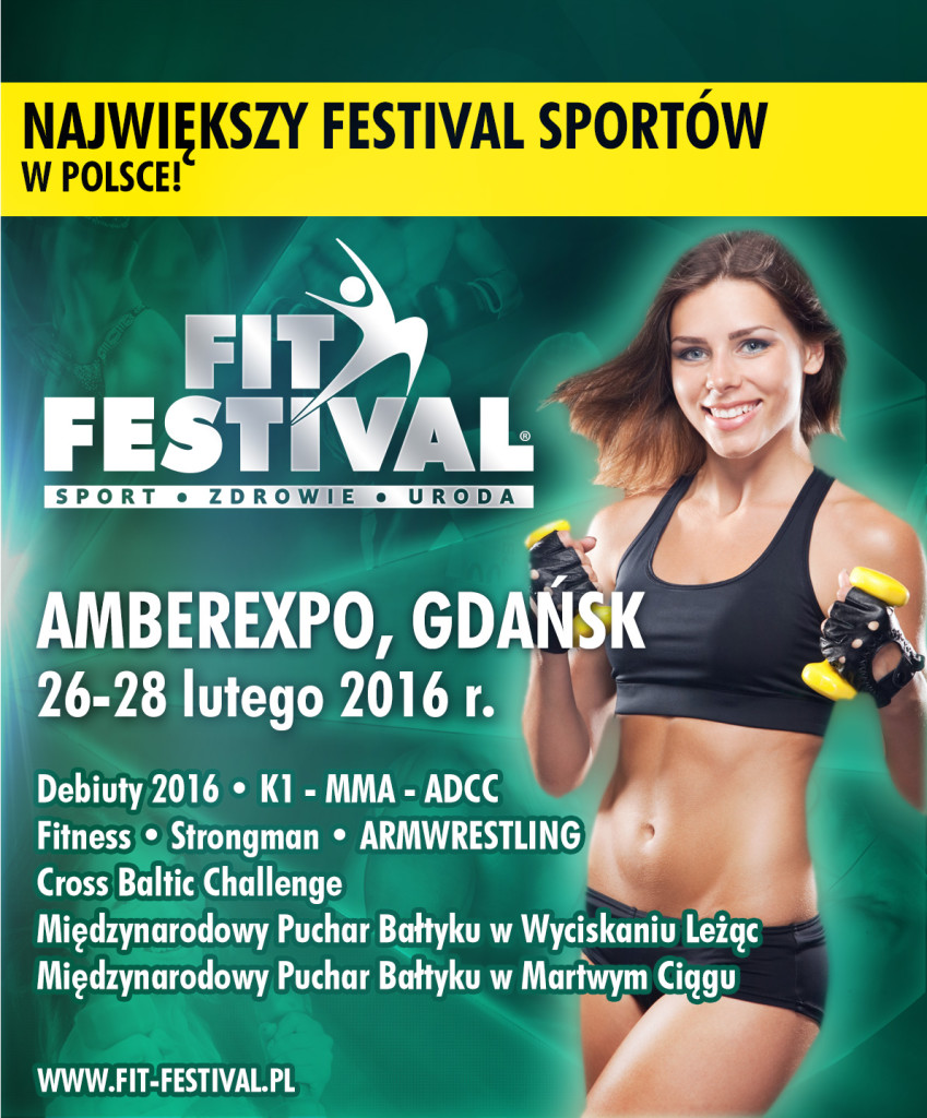 Fit Festival 2016 I