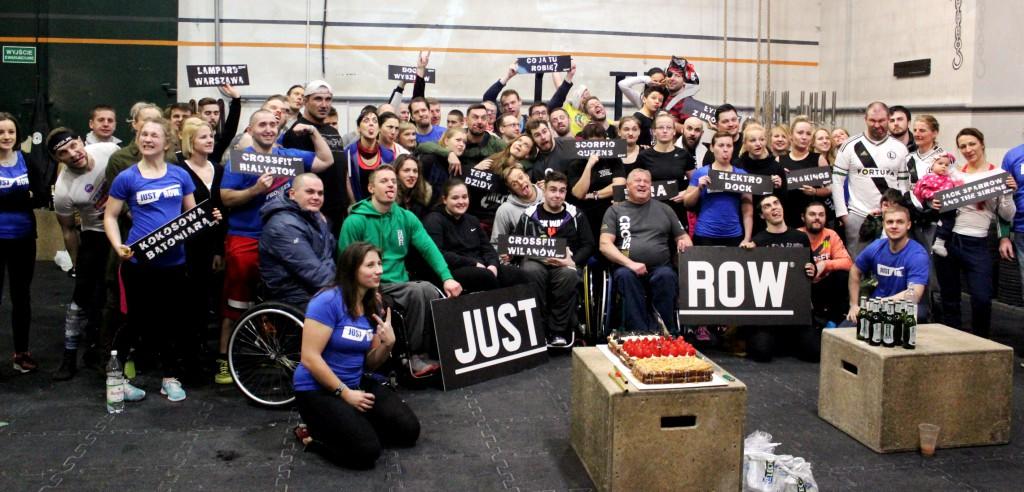 Just Row Maraton 11