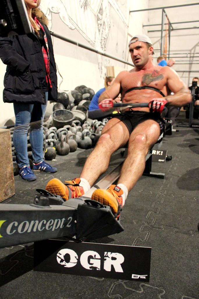 Just Row Maraton 4