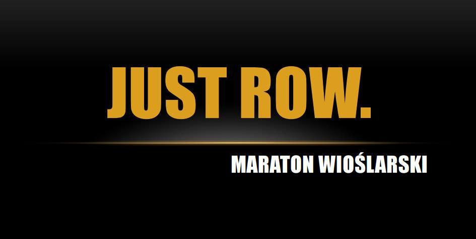 Just Row Maraton
