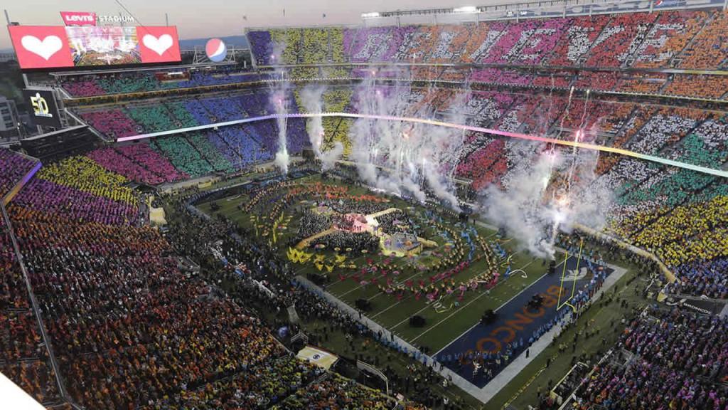 Super Bowl 50 stadion