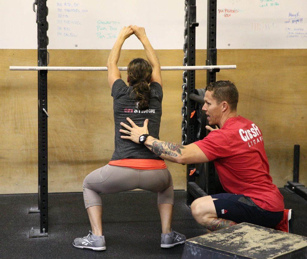 CrossFit Trener 1