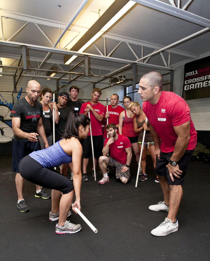 CrossFit Trener 2