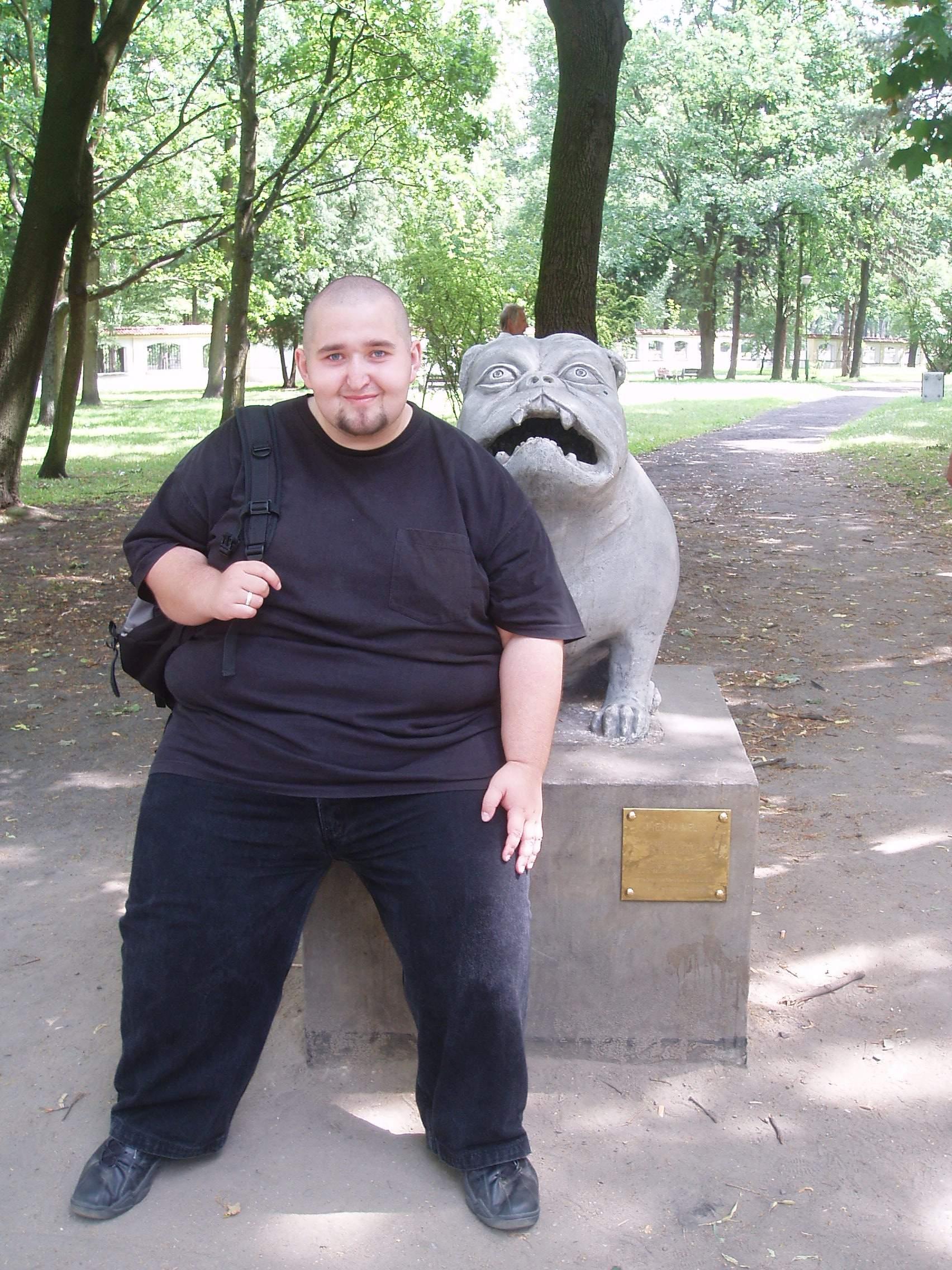 Kamil Timoszuk Przed 4