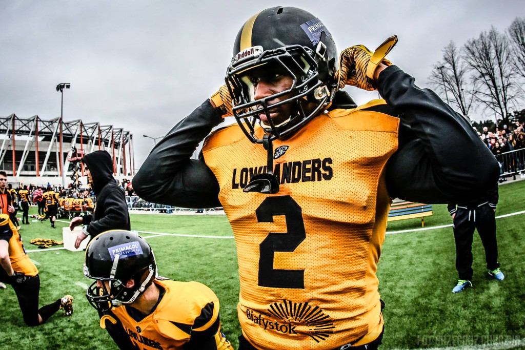 Lowlanders Eagles 6