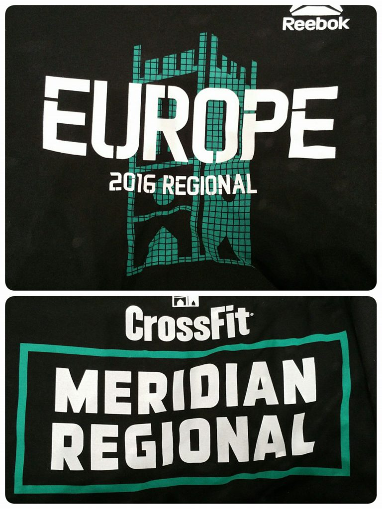 CrossFit Games Regionals 2016 5