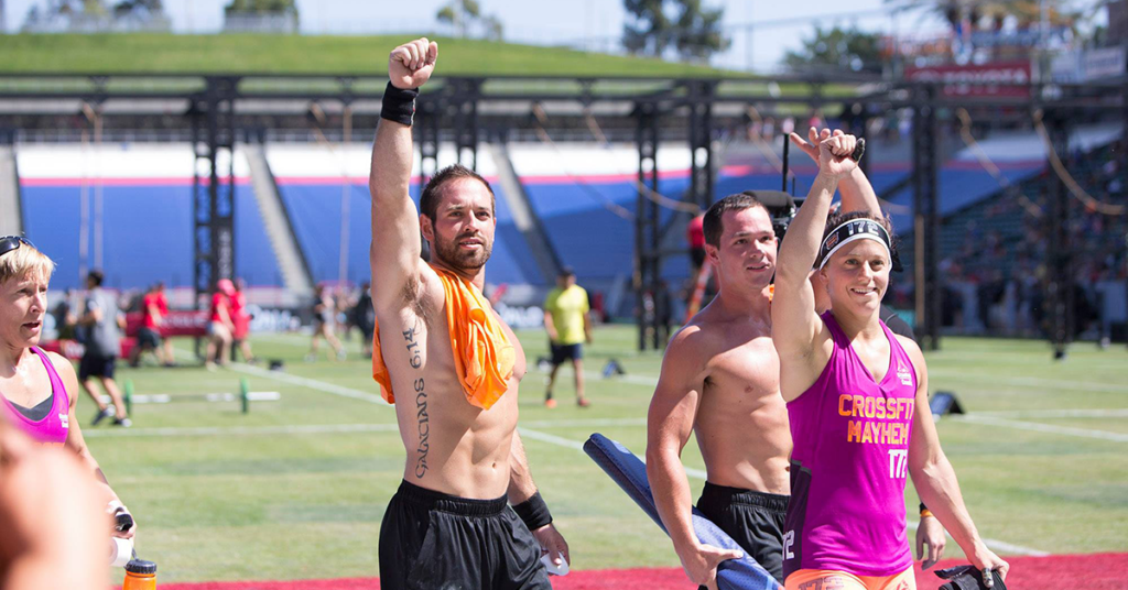 CrossFit Mayhem Freedom