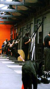 CrossFit Trafford 5