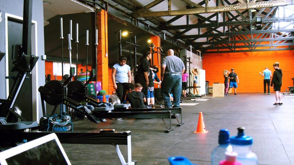 CrossFit Trafford 7