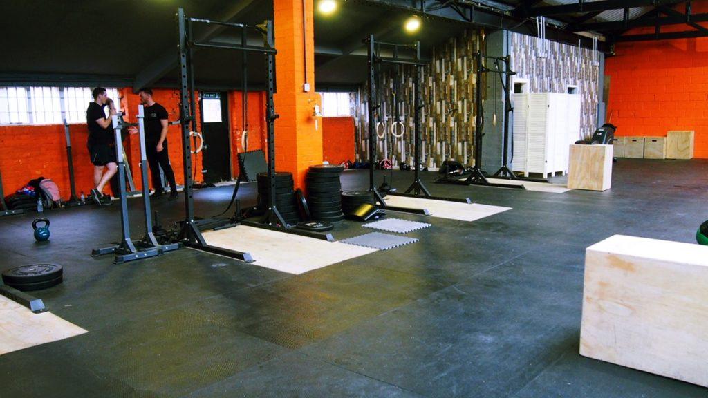 CrossFit Trafford 9