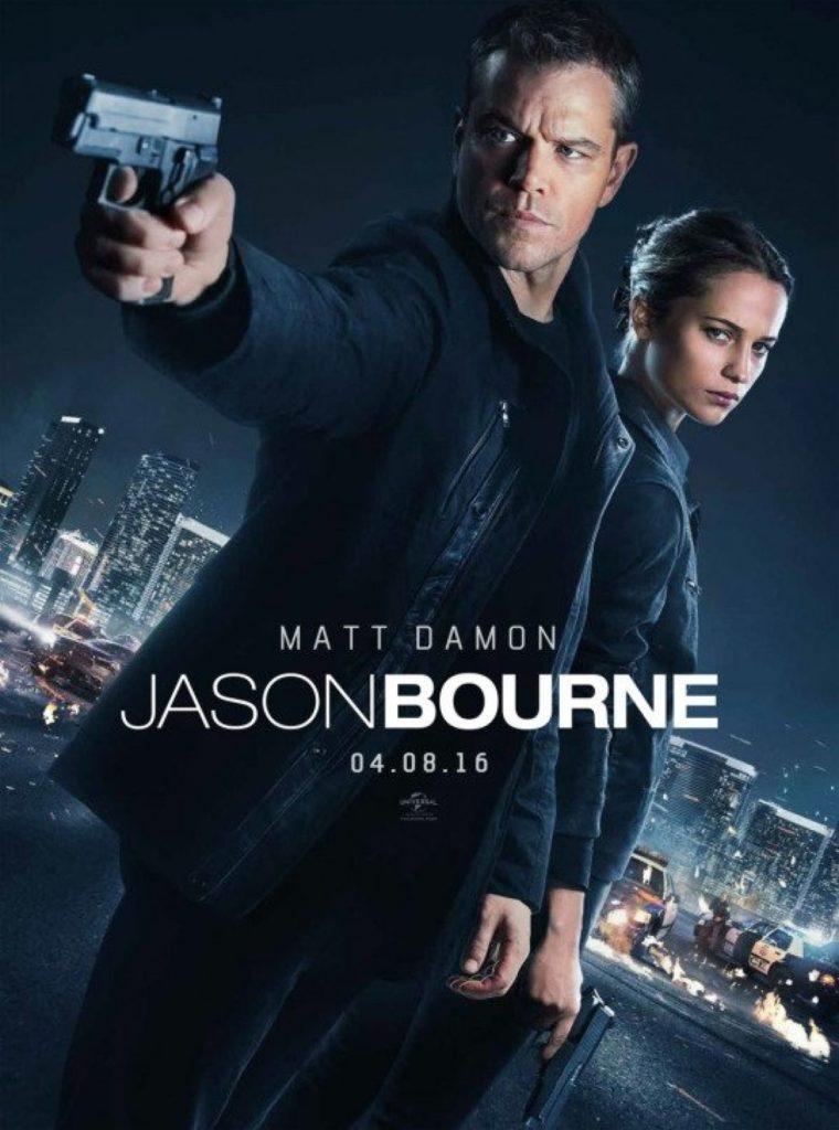 Jason Bourne plakat
