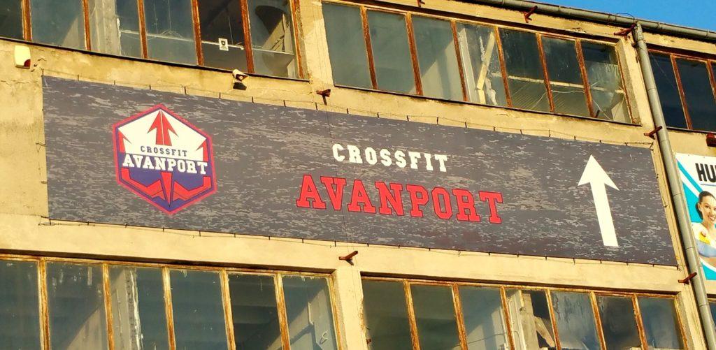 CrossFit Avanport 1