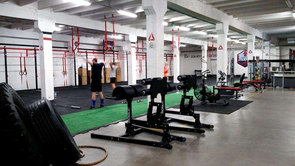 CrossFit Avanport 7