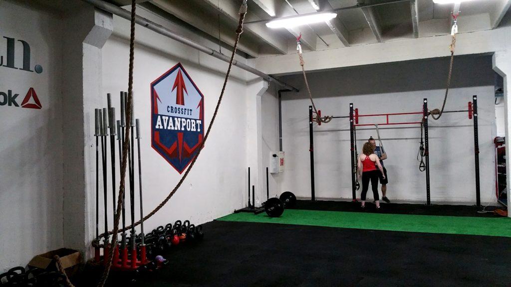 CrossFit Avanport 9