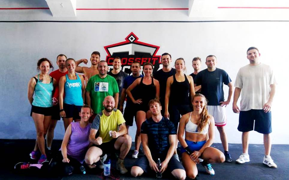CrossFit Stocznia 11