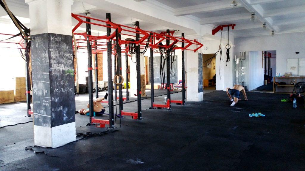 CrossFit Stocznia 4
