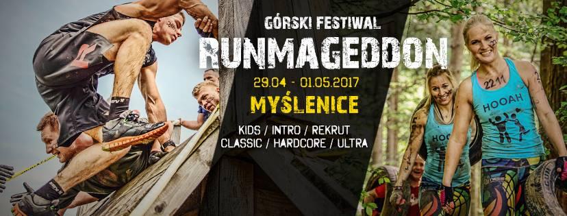 Górski Festiwal Runmageddon Myślenice @ Parkowa