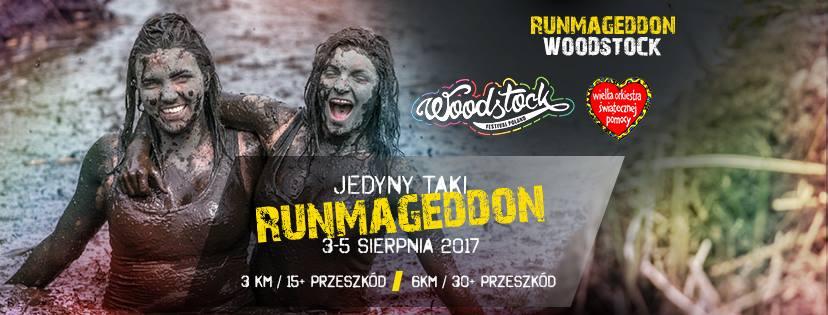 Runmageddon Woodstock @ Rondo Kostrzyn