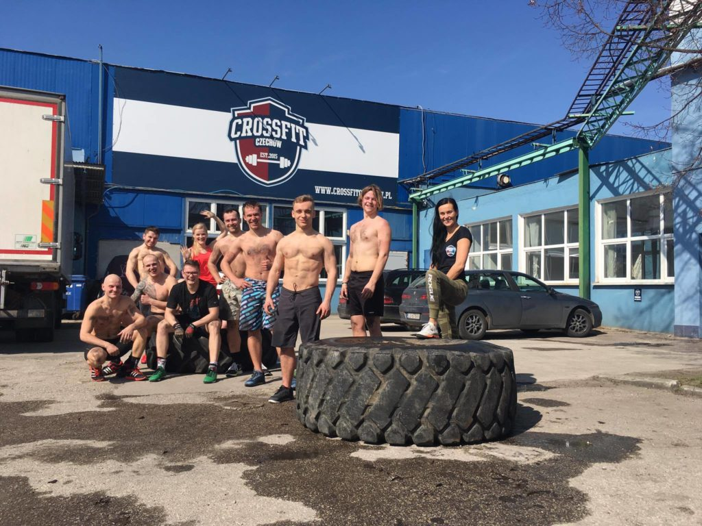 Obóz kondycyjny CrossFit Summer Camp @ Krynica-Zdrój | małopolskie | Polska