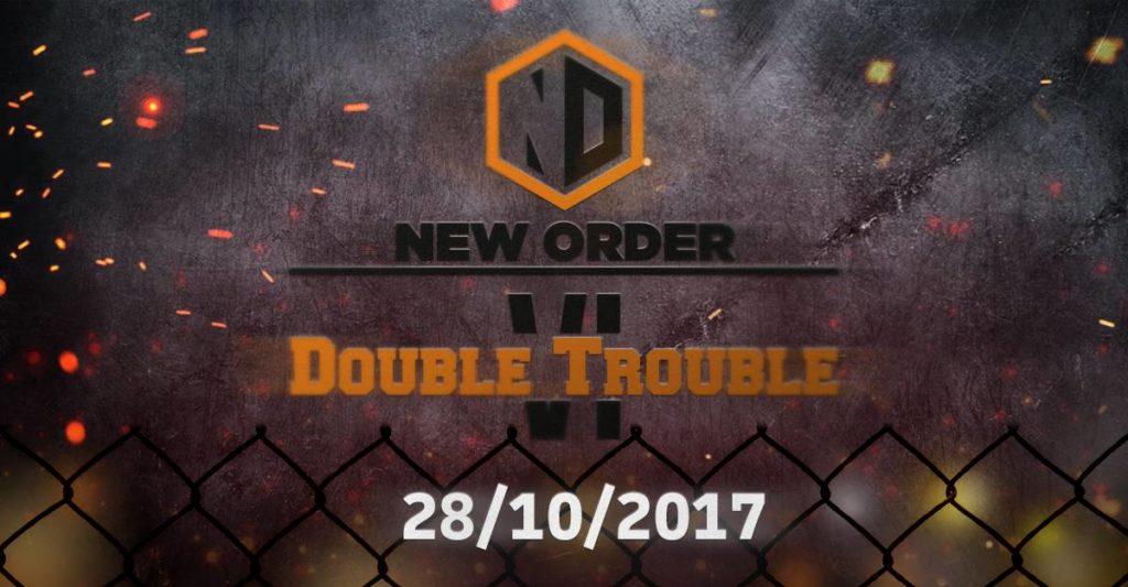 Double Trouble #6: New Order @ Siewna 15, 94-250 Łódź | Łódź | województwo łódzkie | Polska