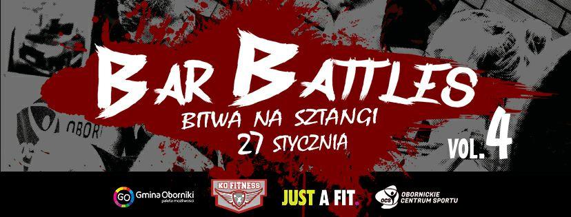 Bar Battles vol.4 @ Objezierska 2, Oborniki | Oborniki | wielkopolskie | Polska