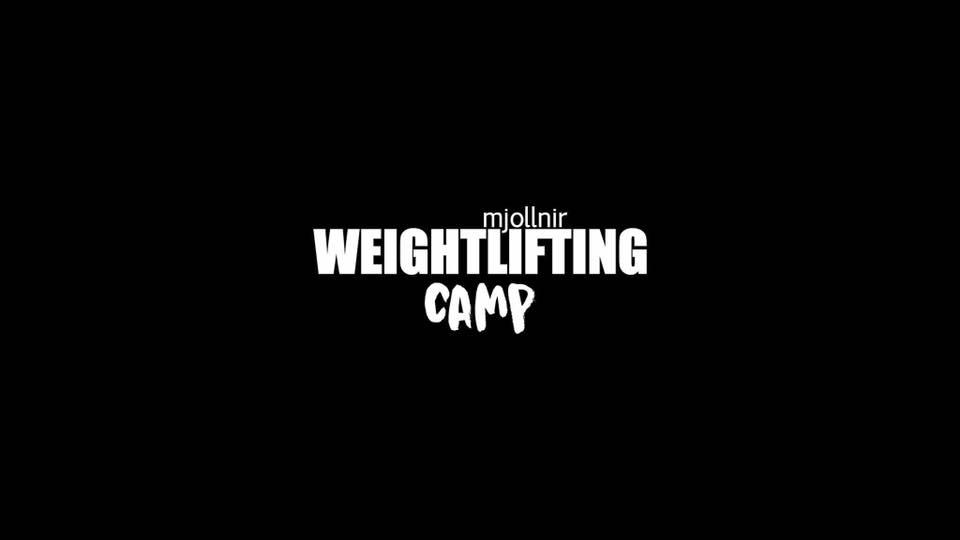 Mjollnir Weightlifting Camp @ Braniborska 70, Wrocław | Wrocław | Województwo dolnośląskie | Polska