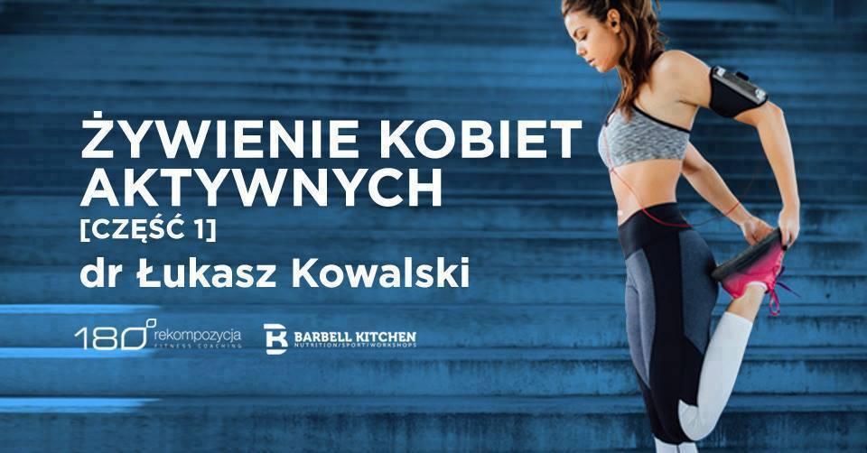 Żywienie kobiet aktywnych. Część 1 @ Rue De La Source, Kraków | Kraków | małopolskie | Polska