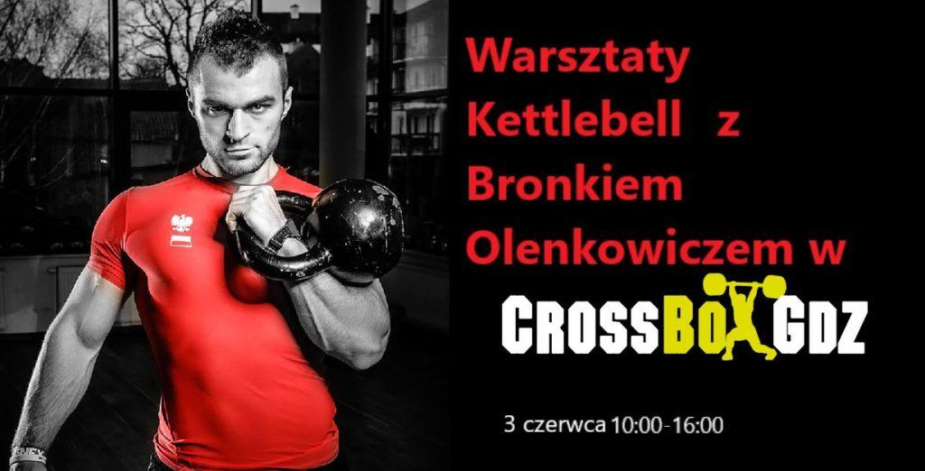 Warsztaty Kettlebell z Bronkiem Olenkowiczem @ Al.23 Stycznia 26, Grudziądz | Grudziądz | kujawsko-pomorskie | Polska
