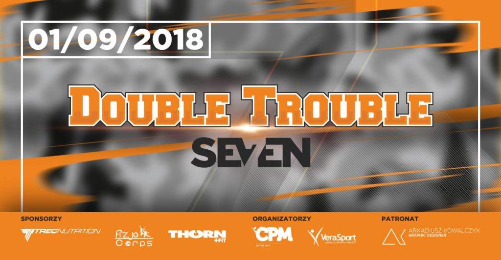 Double Trouble: Seven @ Siewna 15, Łódź | Łódź | województwo łódzkie | Polska