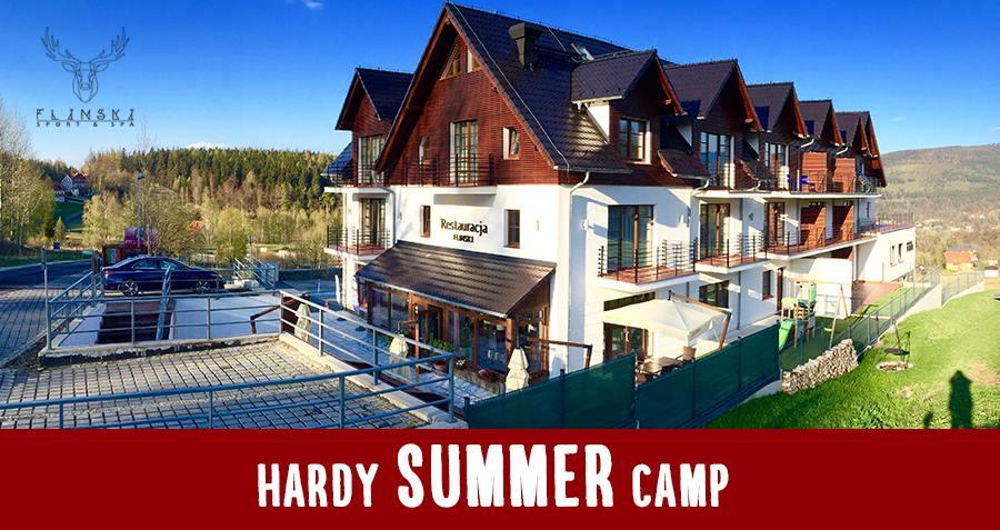 Hardy Summer Camp @ ul. Zakopiańska 26, Świeradów-Zdrój | Świeradów-Zdrój | Województwo dolnośląskie | Polska