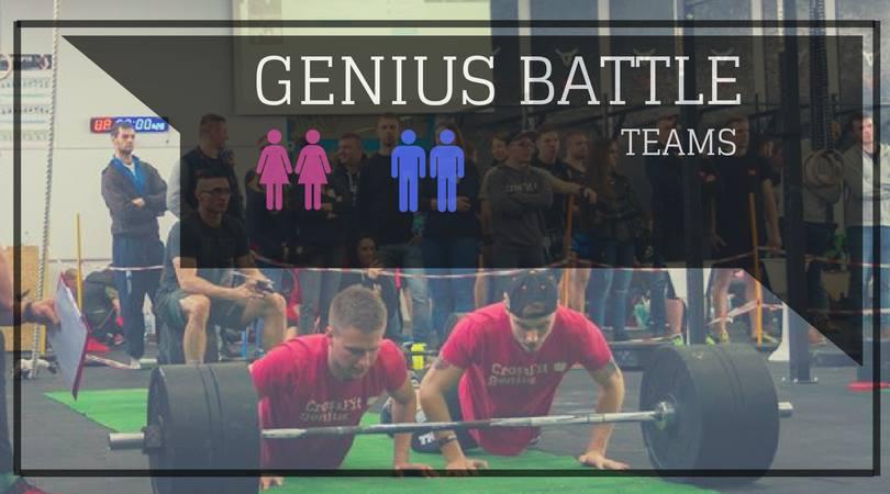 Genius Battle Teams vol. 1 @ Aleja Prymasa Tysiąclecia 38, 01-242 Warszawa | Warszawa | mazowieckie | Polska