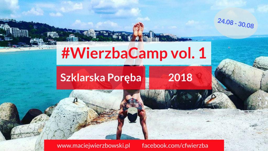 #WierzbaCamp vol. 1 @ Szklarska Poręba | Województwo dolnośląskie | Polska