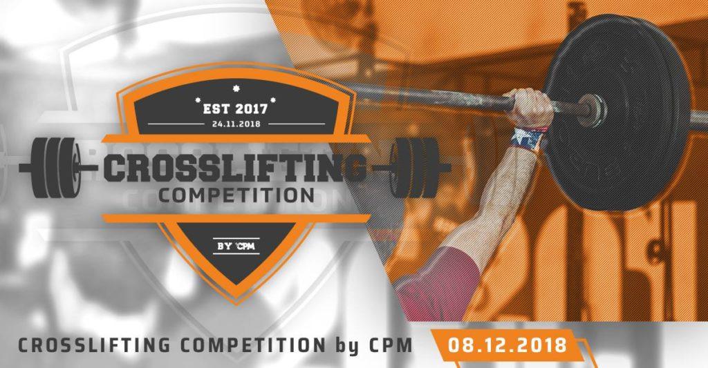 CrossLifting Competition by CPM #2 @ Siewna 15, Łódź | Łódź | województwo łódzkie | Polska