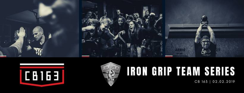Iron Grip 2018/2019 | CB 163 @ Gdanska 163, Bydgoszcz | Bydgoszcz | kujawsko-pomorskie | Polska